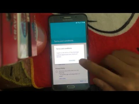 How to open Settings Samsung Lock Account Google (Video 3)