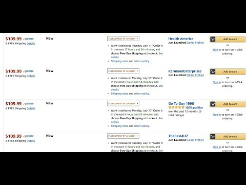 Top 3 tips EVERY Just Launched Amazon Seller NEEDS TO KNOW