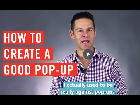 How To Create A Website Popup That Converts Over 2%