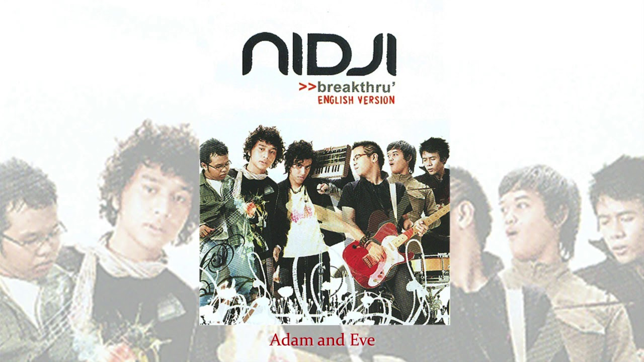 Nidji - Adam and Eve