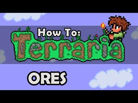 How To Terraria: Episode 8  - Cobalt, Mithril, and Adamantite (1.1 Tutorial)