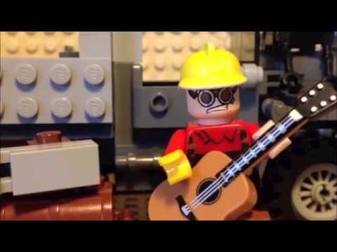 Lego TF2: Meet the Engineer