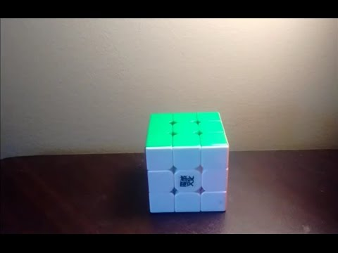 How to solve a Rubik's cube with ONLY 2 moves | Cheat