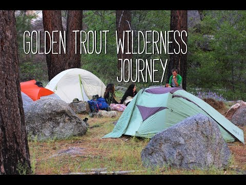 40 Miles Through The Golden Trout Wilderness