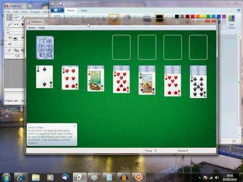 Windows 7 - Desktop and Window Management - Shake to Focus
