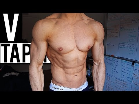 How To Get a V Taper?   #AskFraserFit 5