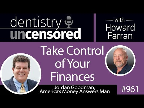 961 Take Control of Your Finances with Jordan Goodman, America's Money Answers Man