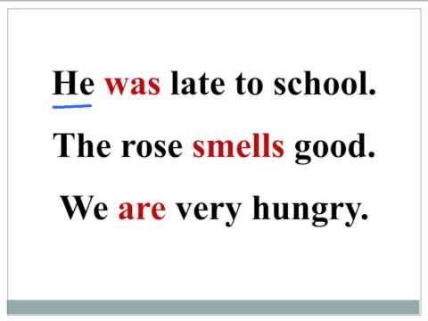 Predicate Noun and Adjective