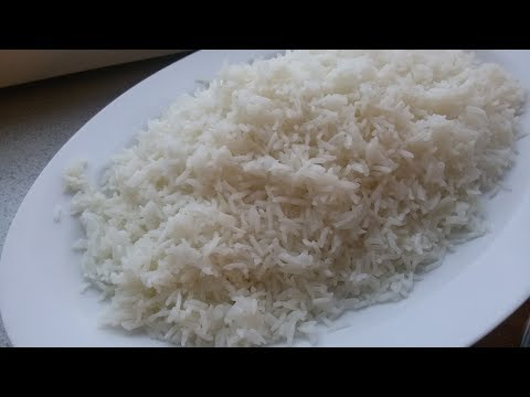 Rice in oven  recipe _ How to cooke basmati rice in oven