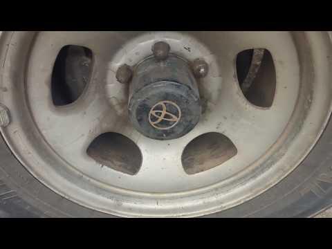 80series Wheel bearing issue