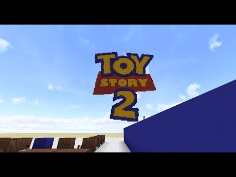 Sarah McLachlan - When She Loved Me - Toy Story 2 [Minecraft Noteblocks]