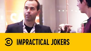 """Can You See The Stain On My Pants?"" 