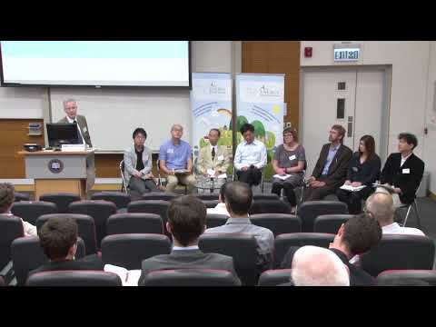 Afternoon Panel Session (Moderated by Dr. Philip Andrews-Speed)