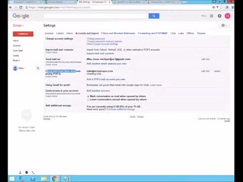 Link hMailServer to Gmail w\ SPF & DKIM DNS