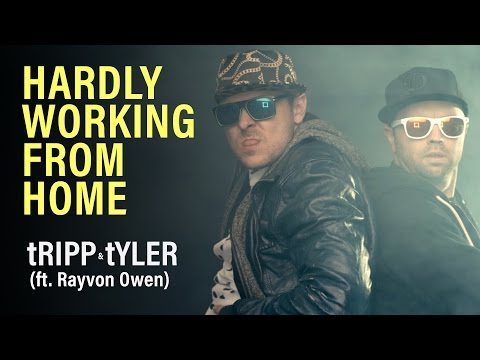Hardly Working From Home (ft. Rayvon Owen)
