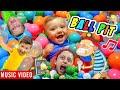 Ballpit 🎵 Raptain Hook (FV Family Vlog Animated Song)