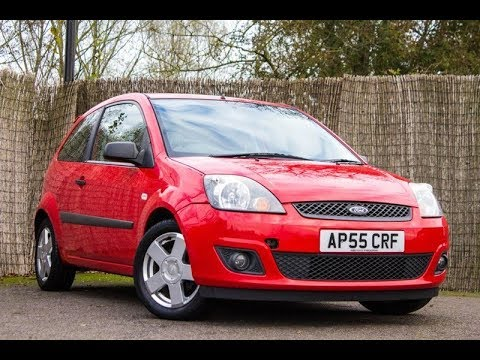 FORD FIESTA FOR SALE AT CLEARWATER AUTOMOTIVE IN ESSEX