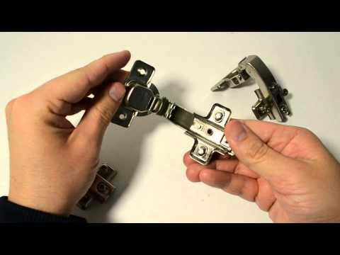 How to choose correct hinges. ( Standard , Soft Close and many more)
