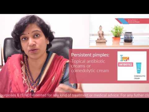 Pimples around Periods | Dr. Aruna Muralidhar