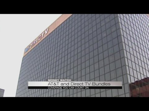 AT&T and DirecTV bundles