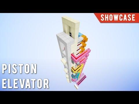 The Simple Multi-Floor Piston Elevator