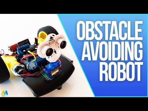Arduino Project - Obstacle Avoiding Robot