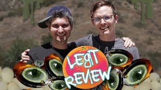 LEGIT FOOD REVIEW - Eggs (Ft. h3h3)