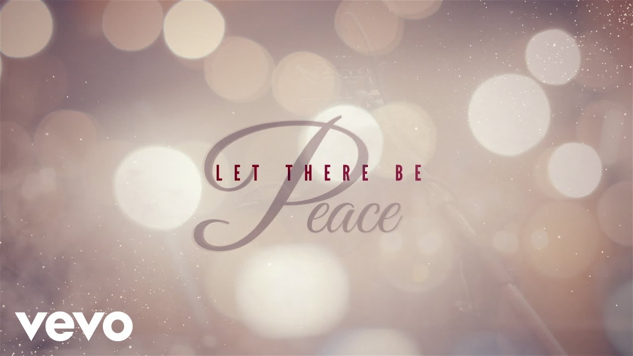 Carrie Underwood - Let There Be Peace