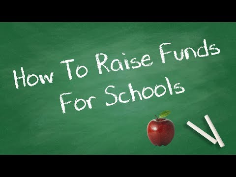 How To Raise Funds For Schools | Visit www.donasity.com