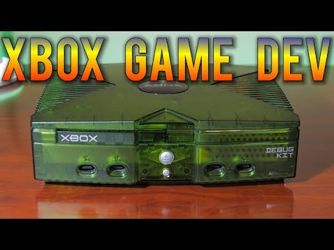 The Original Xbox Debug Kit - How console games were developed in 2001