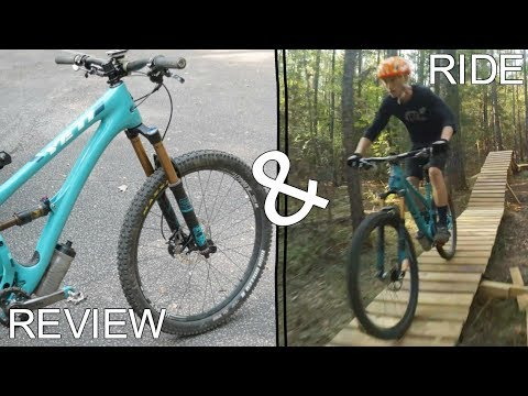 Trail Bike of the Year! | Yeti SB5 Ride & Review