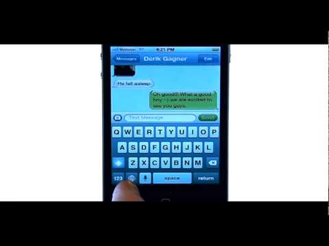 How Do I Change The Keyboard Language On My Apple iPhone 4S?