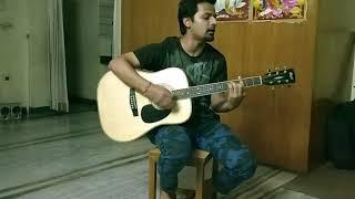Toh Phir Aao (awarapan, mustafa zahid) Guiter cover song by Shubhankit