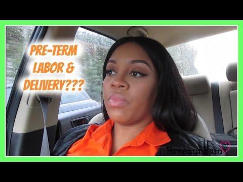 {22} I Went Into Labor! | #BreezynFam TV