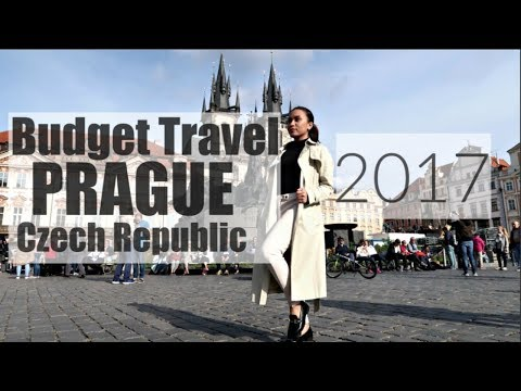 EUROTRIP 2017│PRAGUE CZECH REPUBLIC (Train, Hotel etc,) PART1