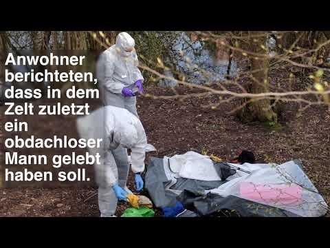 Passanten entdecken Leiche am Holzmühlenstieg