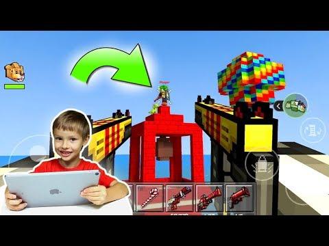 Pixel Gun 3D - Nikt nie ucieknie z tej wyspy! #3