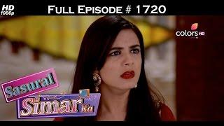 Sasural Simar Ka - 25th January 2017 - ससुराल सिमर का - Full Episode