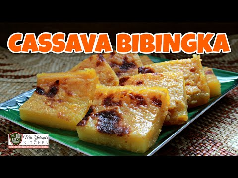 CASSAVA BIBINGKA (Mrs.Galang's Kitchen S8 Ep3)