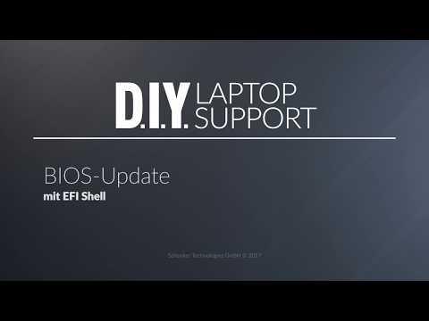 BIOS Update via EFI Shell