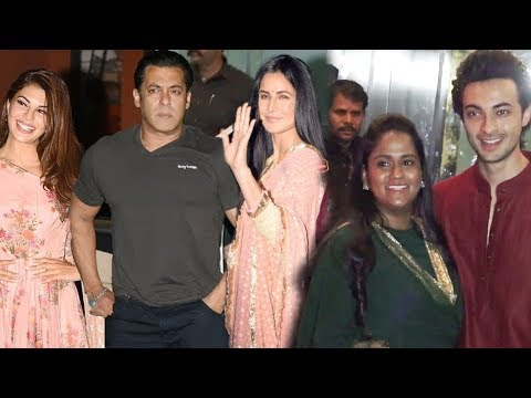 Xxx Mp4 Salman Khan 39 S GRAND EID Party 2018 Katrina Kaif Anil Kapoor Jacqueline 3gp Sex