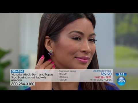 HSN | Victoria Wieck Jewelry 06.17.2017 - 01 PM