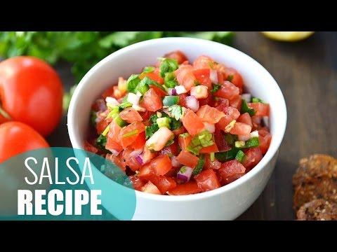 How to Make Salsa | Easy Homemade Salsa Recipe