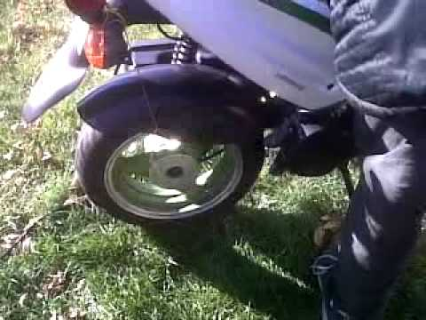 tunning scooter 4 stroke
