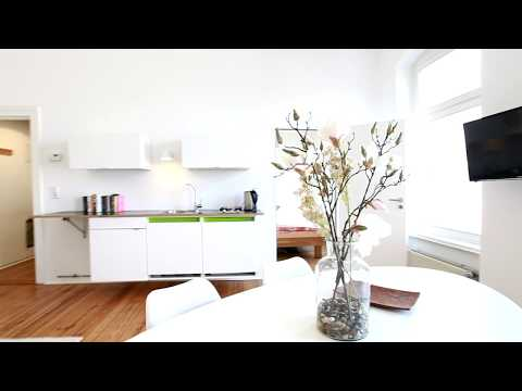 Scandinavian Style: Furnished 2-Room Flat for Rent in Berlin, Lützowstr.