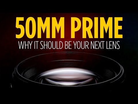 Top 5 Reasons Why a 50mm Prime Should be Your Next Lens Purchase