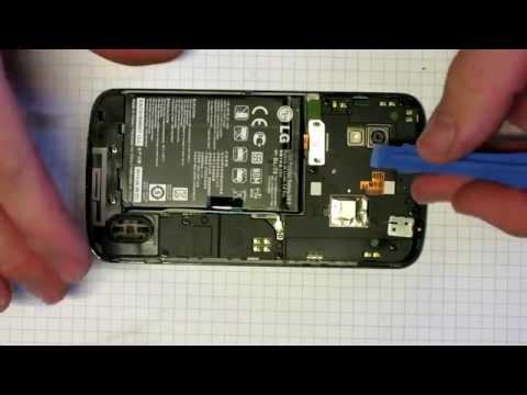 Google Nexus 4 display replacement