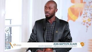 Interview de Jean-Baptiste Alaize sur le thème du handicap