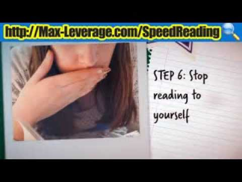 How To Read Faster And Better