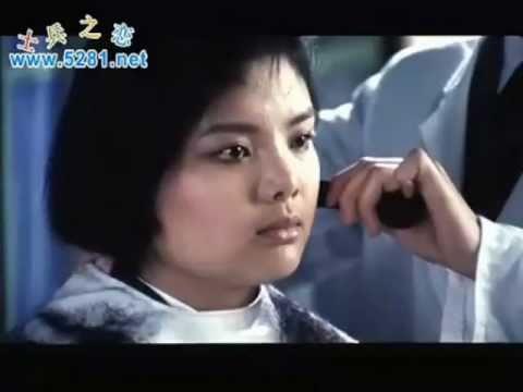 Chinese women army recruit haircuts